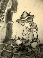 Reading Music by magicofthepiper