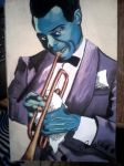 Louis Armstrong by Personwithapencil