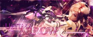 Serah -Ultima Arrow- Signature by foundcanvas14