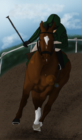 Vincent's Race by Thoroughbreds4Me