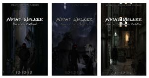 Night Walker Series by mjb1225