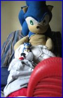 The Sonic plushies by Zero20-2