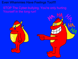 Even Whammies have feelings to by DarkwingFan