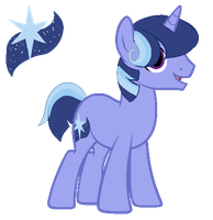 Twilight and Trixie made a thingy by Scarmmetry