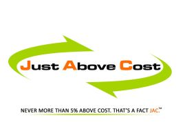 Just Above Cost LOGO by savianty