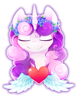 Sweetie Belle [MLP] by TwistedMindBrony