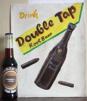 Double Tap Root Beer by DragonsDust