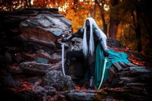 Drizzt do'Urden by 13-Melissa-Salvatore