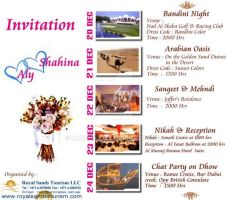 Wedding Invitation by MadreMedia