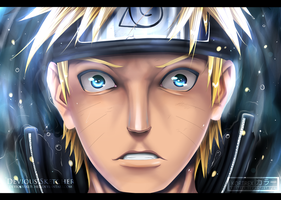 Naruto 669 - Awake! Collab by DeviousSketcher