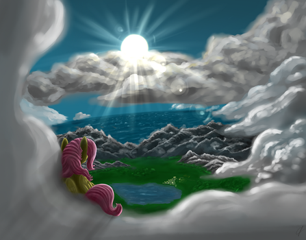 Sunny Day by CometFire1990