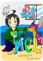 MCL Xmas Special Cover Page by Sagojyousartpage