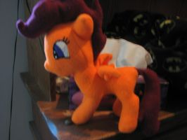 Scootaloo Plushie by FungalZombieX