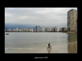 Cycling by agharwaen