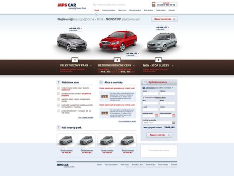 MPS car - autopujcovna by pa3ick