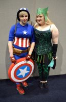 Manchester Comic-Con 2014 (11) by masimage