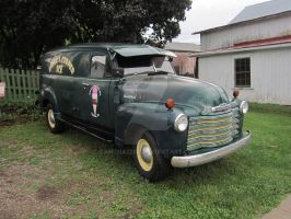 Chevy Panel Truck by canona2200