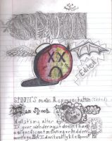 Journal page by kevinandre91