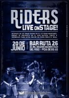 Riders Live onStage by ariguanas