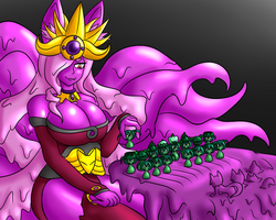 [SONG EX III] Gooey Games the Empress Plays by DoodleDowd