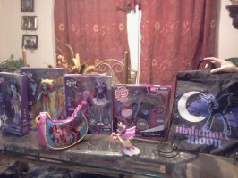 What I Got From Santa Christmas 2013 by QueenDanny