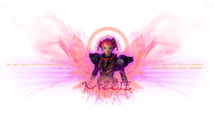 Kazzie Signature by tower015
