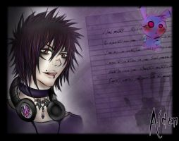 .Aiden - the guilty. by Micatsa