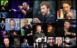 A Wall of Chris Martin by chocolatepuppy