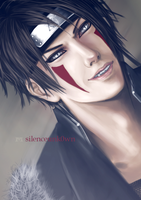 Kiba Costume Redesign Closeup copy by MSilenceART