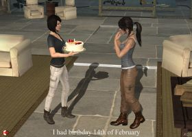 140330_Lara's_birthday by McGaston