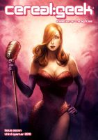 Jessica Rabbit CG7 by natebaertsch