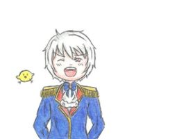 aph: Would you be Prussia's Valentine? (GIF Q3Q) by LoveEmerald