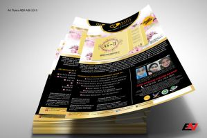 A5 Flyers ABS ASII 2015 by mietony