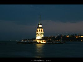 Maiden's Tower by MaMBoS