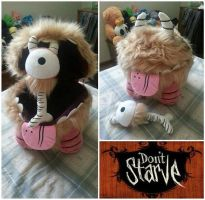 Chester Don't Starve!! by HellzWaltz