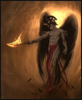 Samael by Homerid