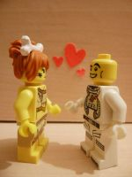 Lego People by tracysuzanne