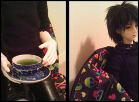 .: the tea is green :. by tirsden