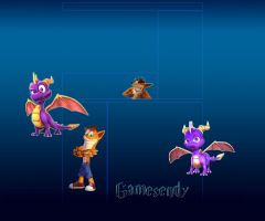 Youtube Background: Gamesendy by MTS3