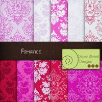 romance-paper street designs by paperstreetdesigns