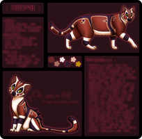 Onoma Ref Sheet by theshadow79