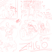 Dafuq Is This Zalgo Please Explain by RoomsInTheWalls
