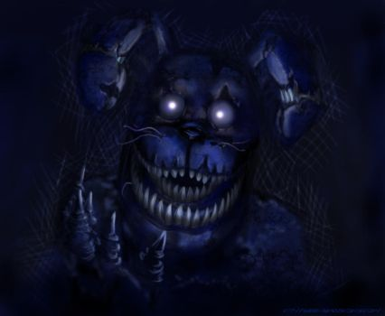 Bonnie (Five Nights at Freddy's 4) by Reason-Games