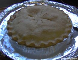 Pie by patchworkrose