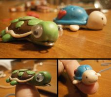 turtles by Coralllina