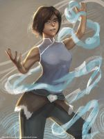 The Legend of Korra by TheObliviousOwl