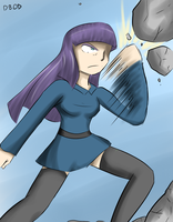 Maud Flippin Pie by DinoBirdOfDoom
