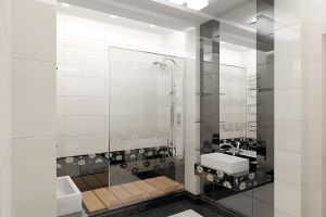 bathroom by tokhtaev
