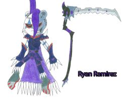 Ryan Ramirez by TheSpiderManager