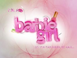BarbieGirl That We Hate by blubird